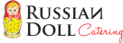 Russian Doll Catering Logo