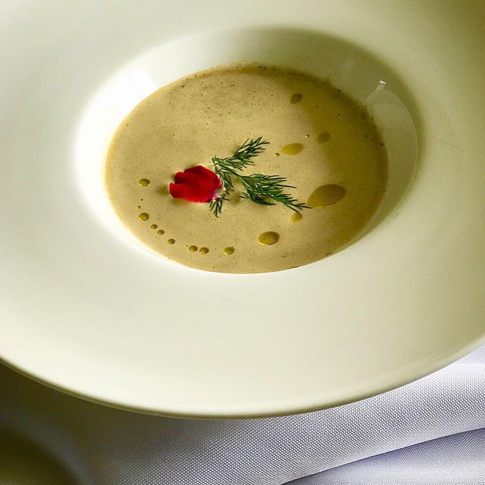 Cream of Borscht