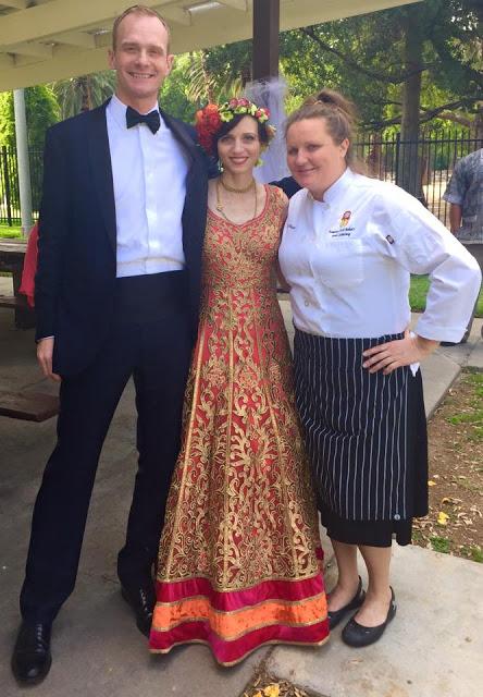 JEWISH VEGETARIAN WEDDING