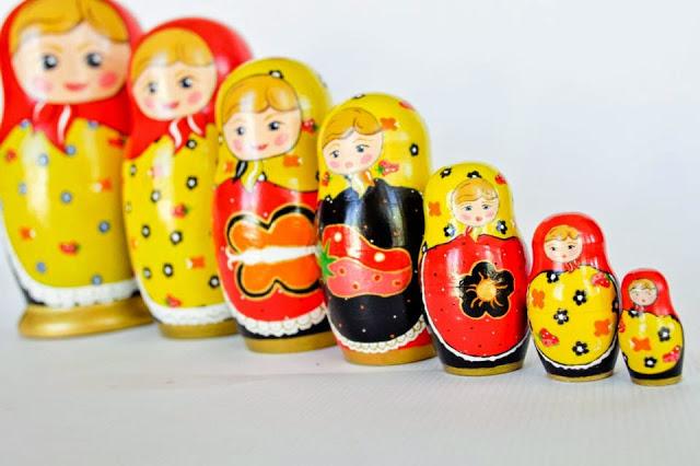 THE RUSSIAN DOLL ORIGIN